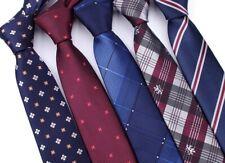 Lot of 5 Various Brands Mens Designer Neck Ties Neckties