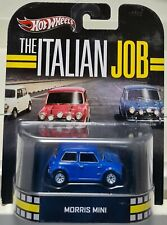 Hot Wheels 2013 - Retro Entertainment - The Italian Job - Morris Mini
