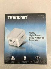 TRENDnet  TEW-737HRE N300 20 DBM High Powered Universal Wireless Range Extender