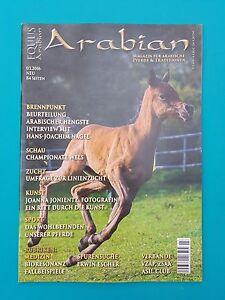 Equus Arabian 03/2016 84 Seiten Magazin für arabische Pferde&Traditionen ungel.
