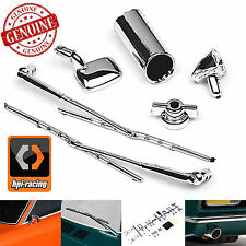 HPI  85527 - BODY TUNER KIT Exhaust Mirrors RC Drift Car DATSUN 240Z PORSCHE 911