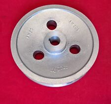 Genuine Cox Lawn Mower Cutter Deck Shaft Alloy Belt Pulley - AM030 AM30 AMO30