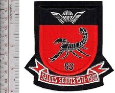 Rhodesia Army Rhodesian Defence Force Selous Scouts RECON 53 Commando 1971 4.25