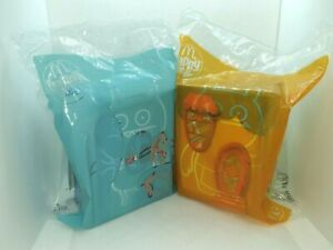 Uglydolls 2019 Mcdonalds Happy Meal Various Figures Unopened Toys Collectable