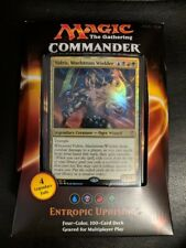 Magic The Gathering ENTROPIC UPRISING Commander 2016 New/Sealed MTG