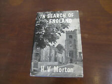 In Search of England - H. V. Morton