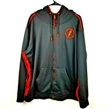 Dc Comic Mens Original Flash Jacket 2xl
