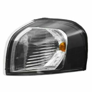 FITS FOR VOLVO S80 1999 2000 2001 2002 2003 CORNER PARK LAMP W/BLACK LEFT DRIVER
