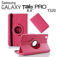 "FUNDA PARA TABLET SAMSUNG GALAXY TAB PRO 8.4"" T320 GIRATORIA ROSA FUCSIA"