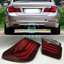 For BMW 7 F01/F02/730LI/740LI/750LI/760LI 2009-15 Rear Taillight 4pcs Assembly