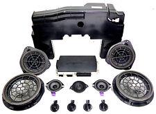 Audi A1 S1 8X Facelift 3-Tür. Bose Soundsystem Premium Lautsprecher Verstärker