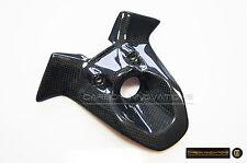 Ducati Carbon Fiber 848 1098 1198 Key Ignition Lock Cover Guard Insert Panel