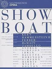San Francisco Opera: Show Boat - Heidi Stober, Michael Todd Sim… (NEW DVD)