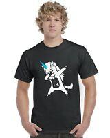Unicorn Dabbing Kids T-Shirt Tee Top Ages 3-13