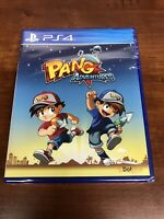 Pang Adventures (PS4) NEW SEALED, LIMITED RUN GAMES #47