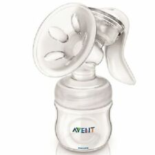 Philips AVENT NATURAL Manual Breast Pump SCF330/20 - Brand New