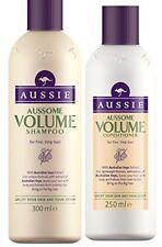 Aussie Aussome Volume DUO Shampoo 300ml  Conditioner 250ml