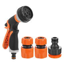 Tap Connector Garden Water Guns Hose Nozzle Plants Watering Water Gun Sprayer