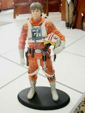 "15"" ATTAKUS Star Wars LUKE SKYWALKER X-Wing Pilot statue"