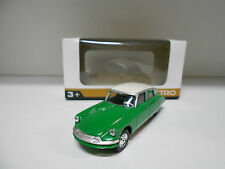 CITROEN DS19 VERDE NOREV 3 INCHES 1/64 BOX NOREV