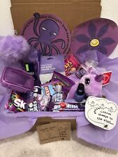 Colorful Care Package, Purple Calming, Cheer Up, School College, Sunshine Box