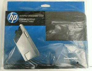 New! HP ElitePad Dockable Case for HP ElitePad 900 with built-in stand