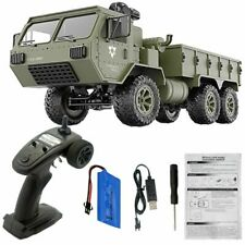 Children Proportional Control Truck 1/16 2.4G 6WD RC Car RTR Model Metal Toys
