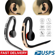 Bluetooth Stereo Headset Sport Handsfree Headphone for Samsung S9 S8 S7 S6 Edge