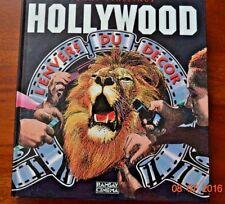 LIvre - Hollywood - L'envers du décor année 1994