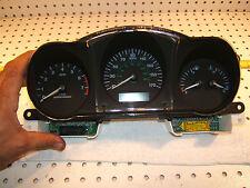 Jaguar 2000 XJR V8 Dash USA Type instument OEM 1 Cluster,LUD 4300,XJR,170 MPH