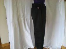 Men's Black Blend Work Pants Trousers 2XL Dickies
