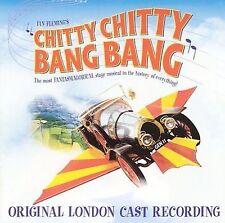 Chitty Chitty Bang Bang the Musical Original London Cast Recording CD