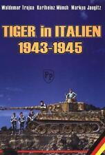 Tiger in Italien Trojca Standardwerk Modellbau Organig.