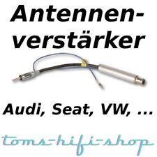 Auto Antennenverstärker 12 V Phantomeinspeisung für VW AUDI Antennenadapter PKW