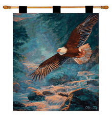 American Majesty ~ Eagle Tapestry Wall Hanging