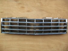 FULLY CHROME GRILLE for NISSAN 200L DATSUN LAUREL C31 1983 62310-31L60 very rare