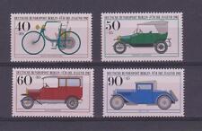 GERMANY MNH STAMP DEUTSCHE BUNDESPOST BERLIN 1982 MOTOR CARS  SG B632 - 5