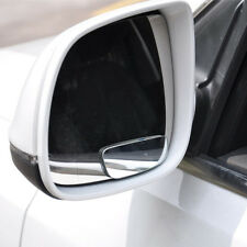 Pair Wider horizon Auxiliary Reversing Blind Spot Mirrors Universal For Car Auto