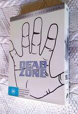 DEAD ZONE - THE COMPLETE FIRST SEASON (DVD+ 4-DISC BOX SET) REGION -4, LIKE NEW