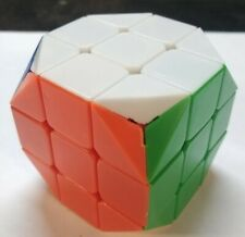 Rare Handmade Stickerless Truncated Cube Twistypuzzle Speedcube