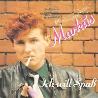Markus - Ich will Spaß (Single) CBS A 2355