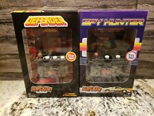 Mini Arcade Classics Lot Of 2 Defender & Spy Hunter NEW