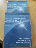 physics for scientists and engineers Eighth Edition Volume 1 & 2