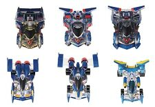 CYBER FORMULA COLLECTION SUGO MACHINE CLEAR SELECTION EDITION MEGAHOUSE (B)