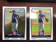 (23) 2012 BOWMAN CHROME + BOWMAN Jeimer Candelario RC 23 Card Lot