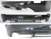 For Ford Mondeo Hatchback Rear Bumper Spoiler addon chin HB with crossbar Tuning