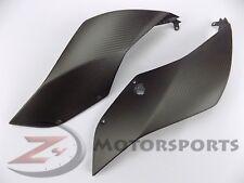 MATTE Ducati 899 1199 Panigale Rear Tail Side Seat Fairing Cowling Carbon Fiber