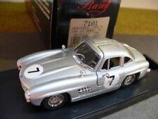 1/43 Bang MB 300 SL 24h Le Mans 1956 graumetallic #7 7101