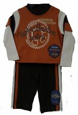 Harley-Davidson Infant 2 Piece Creeper and Pant Set 12 Months