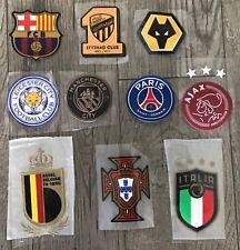 National Football Team  Logo /International Club Primary Logo Patch